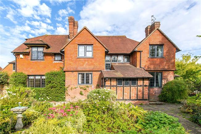 Offers in excess of £1,000,000, 5 Bedroom Detached House For Sale in West Sussex, RH17