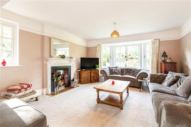 Guide Price £675,000, 4 Bedroom Semi Detached House For Sale in West Sussex, RH17