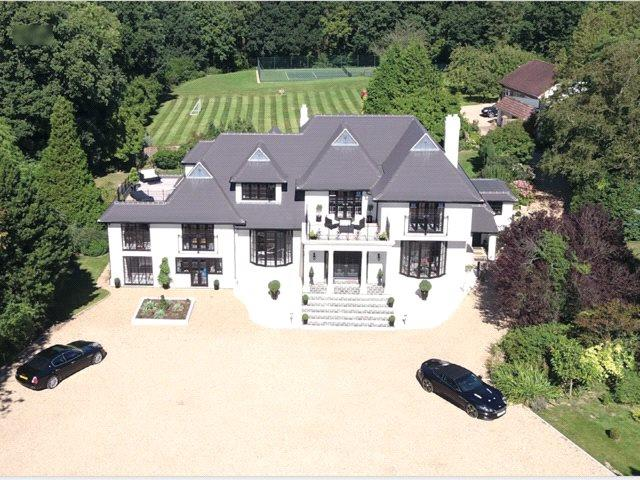 Price on Application, 6 Bedroom Detached House For Sale in Haywards Heath, East Suss, RH17