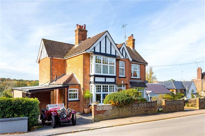 Asking Price £995,000, 5 Bedroom Detached House For Sale in Haywards Heath, West Suss, RH17