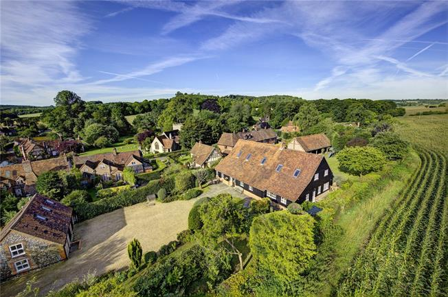 Price on Application, 6 Bedroom Detached House For Sale in Turville, RG9