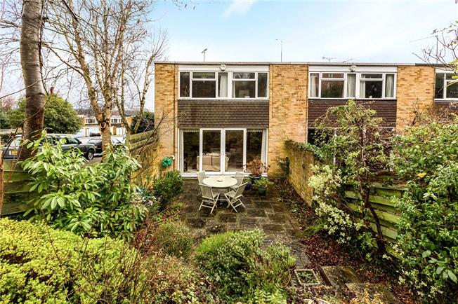 Offers in excess of £550,000, 4 Bedroom End of Terrace House For Sale in Oxfordshire, RG9
