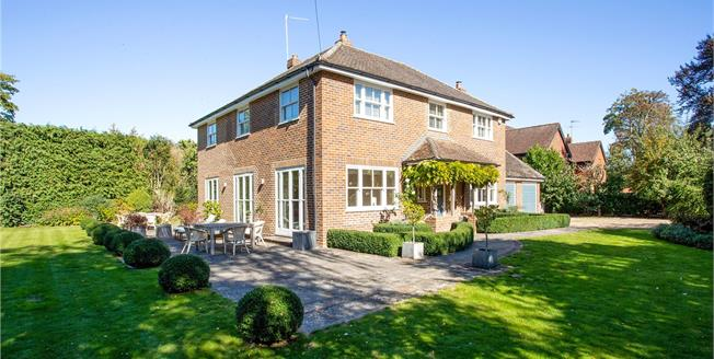 Offers in excess of £1,650,000, 5 Bedroom Detached House For Sale in Hurley, SL6