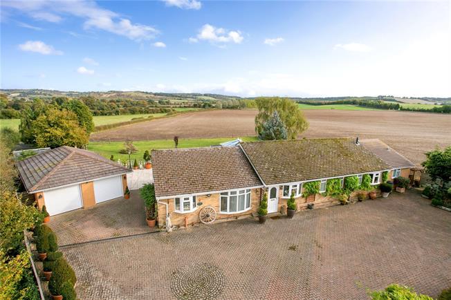 Guide Price £835,000, 5 Bedroom Bungalow For Sale in Watlington, OX49