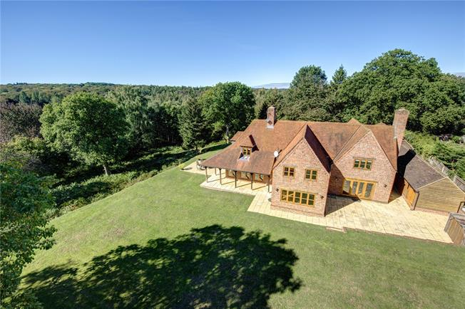 Guide Price £2,650,000, 5 Bedroom Detached House For Sale in Highmoor, RG9