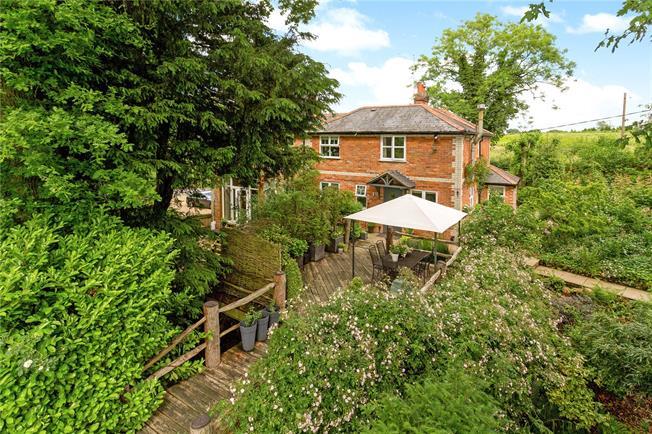 Guide Price £750,000, 3 Bedroom Semi Detached House For Sale in Watlington, OX49