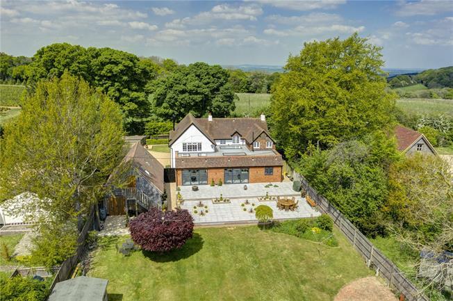 Guide Price £1,550,000, 4 Bedroom Garage For Sale in Watlington, OX49