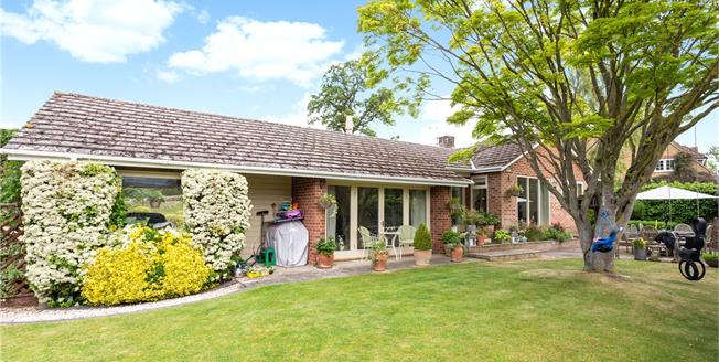Asking Price £675,000, 4 Bedroom Bungalow For Sale in Watlington, OX49
