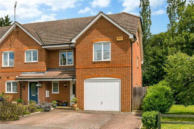 Asking Price £499,950, 3 Bedroom End of Terrace House For Sale in Reading, Berkshire, RG4