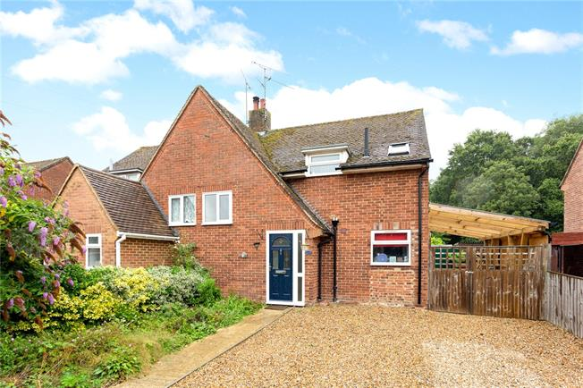 Offers in excess of £350,000, 2 Bedroom Semi Detached House For Sale in Wargrave, RG10