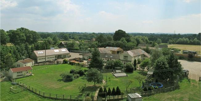 Guide Price £1,820,000, 5 Bedroom Detached House For Sale in Cowfold, RH13
