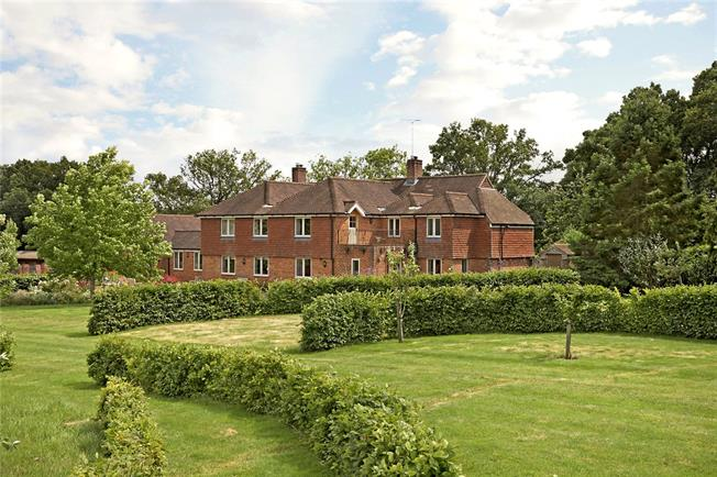 Offers in excess of £1,350,000, 5 Bedroom Detached House For Sale in Kirdford, RH14