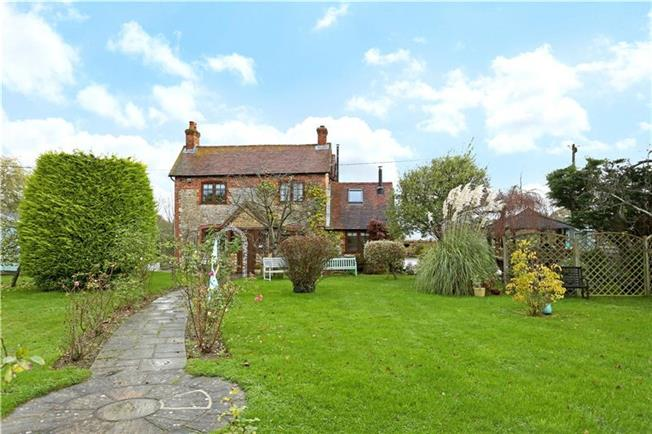 Guide Price £890,000, 3 Bedroom Detached House For Sale in Rackham, RH20