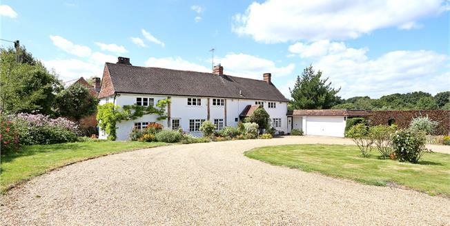 Guide Price £1,250,000, 5 Bedroom Detached House For Sale in Broadbridge Heath, RH12
