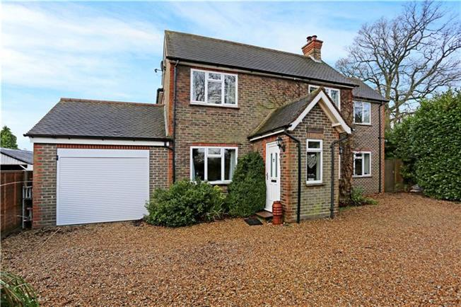 Guide Price £649,950, 4 Bedroom Detached House For Sale in Slinfold, RH13