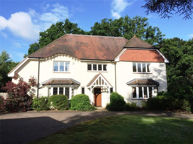Offers in excess of £1,050,000, 5 Bedroom Detached House For Sale in Pulborough, RH20