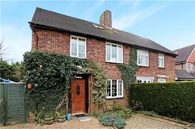 Guide Price £370,000, 4 Bedroom Semi Detached House For Sale in Kirdford, RH14