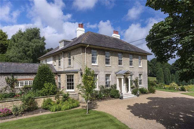 Guide Price £3,950,000, 7 Bedroom Detached House For Sale in Steyning, West Sussex, BN44