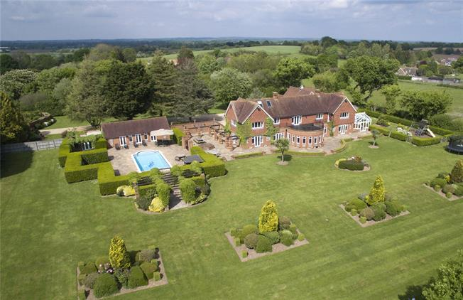 Guide Price £2,650,000, 6 Bedroom Detached House For Sale in West Sussex, BN5