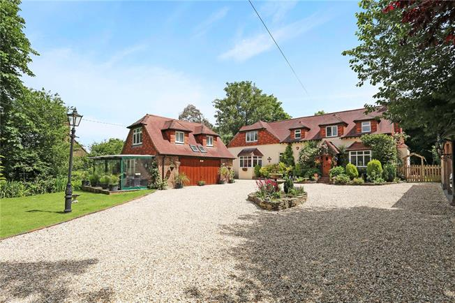 Guide Price £1,500,000, 5 Bedroom Detached House For Sale in Small Dole, BN5