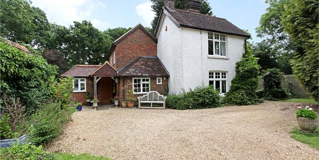 Offers in excess of £740,000, 4 Bedroom Detached House For Sale in Slinfold, RH13