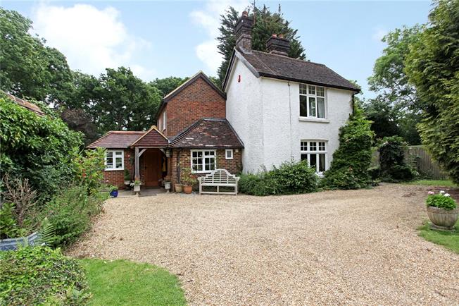 Offers in excess of £730,000, 4 Bedroom Detached House For Sale in Slinfold, RH13