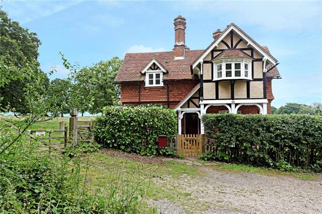 Guide Price £699,950, 3 Bedroom Detached House For Sale in Lower Beeding, West Susse, RH13