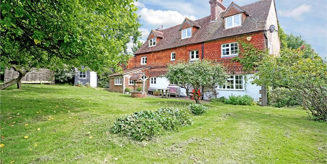 Guide Price £865,000, 4 Bedroom Detached House For Sale in Rusper, RH12