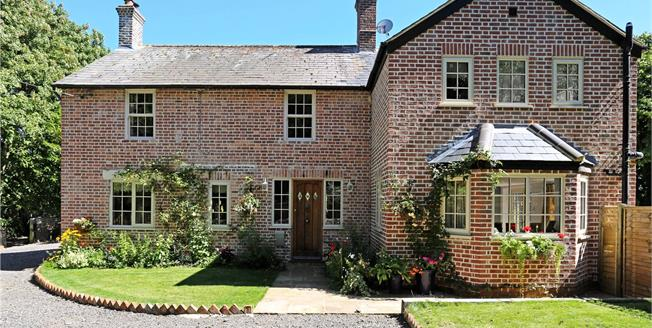 Guide Price £860,000, 4 Bedroom Detached House For Sale in West Chiltington, RH20
