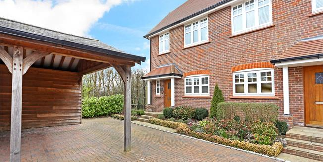 Guide Price £449,950, 3 Bedroom Semi Detached House For Sale in Horsham, RH12