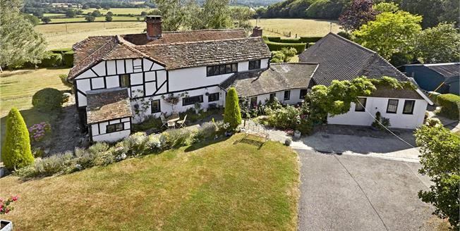 Guide Price £1,495,000, 5 Bedroom Detached House For Sale in West Sussex, RH12