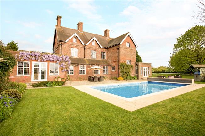 7 bedroom house. Guide Price  1 425 000 7 Bedroom House For Sale in Crawley West Sussex for