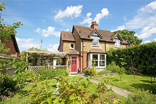 Offers in excess of £400,000, 3 Bedroom Semi Detached House For Sale in Rusper, RH12