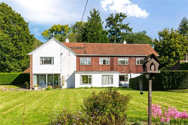 Offers in excess of £1,000,000, 5 Bedroom Detached House For Sale in Bolney, RH17