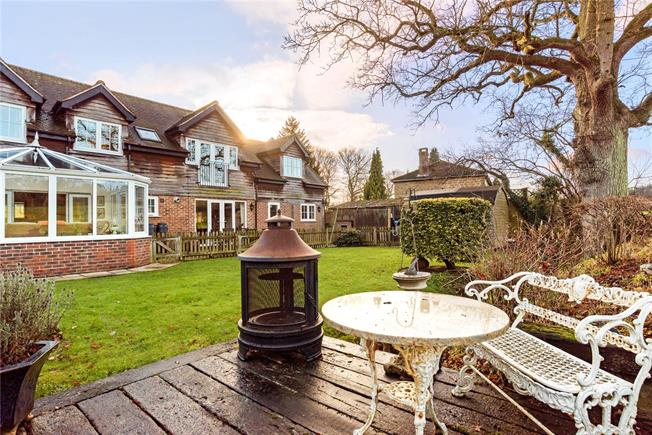 Offers in excess of £750,000, 5 Bedroom Detached House For Sale in Horsham, West Sussex, RH13