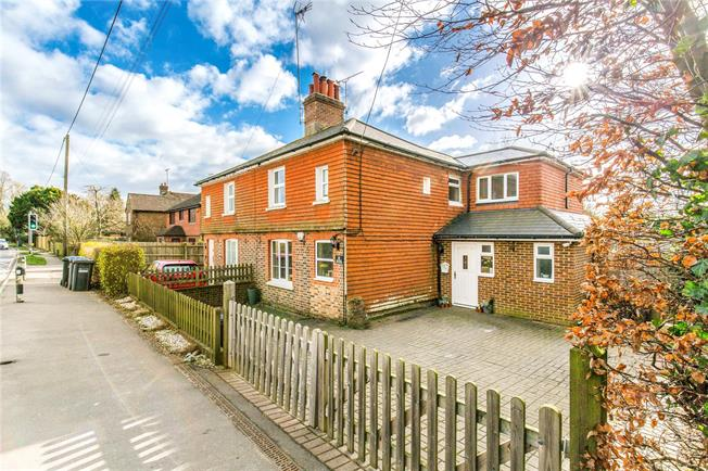 Offers in excess of £425,000, 4 Bedroom Semi Detached House For Sale in Bolney, RH17