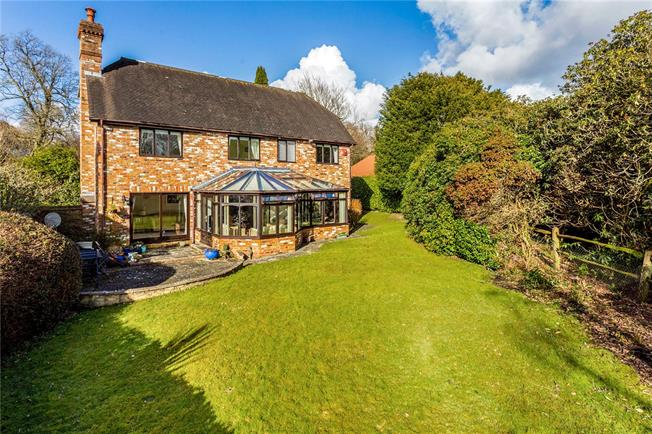Offers in excess of £825,000, 4 Bedroom Detached House For Sale in Colgate, RH12