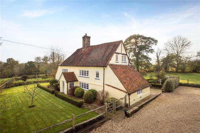 Guide Price £1,500,000, 5 Bedroom Detached House For Sale in West Sussex, RH20