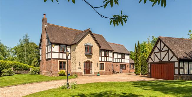 Offers in excess of £1,250,000, 6 Bedroom Detached House For Sale in Colgate, Horsham, RH12
