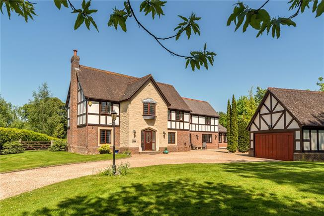 Offers in excess of £1,250,000, 6 Bedroom Detached House For Sale in Colgate, RH12