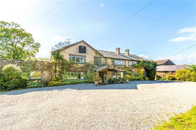 Guide Price £1,595,000, 5 Bedroom Detached House For Sale in Storrington, West Sussex, RH20