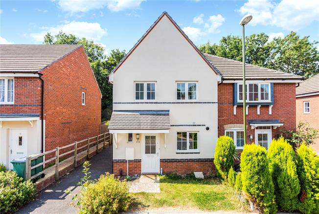 Offers in excess of £340,000, 3 Bedroom Semi Detached House For Sale in Horsham, RH13