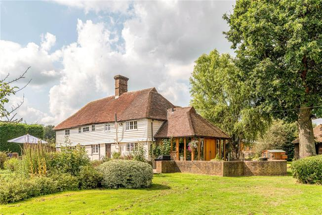 Offers in excess of £1,000,000, 5 Bedroom Detached House For Sale in West Sussex, RH14