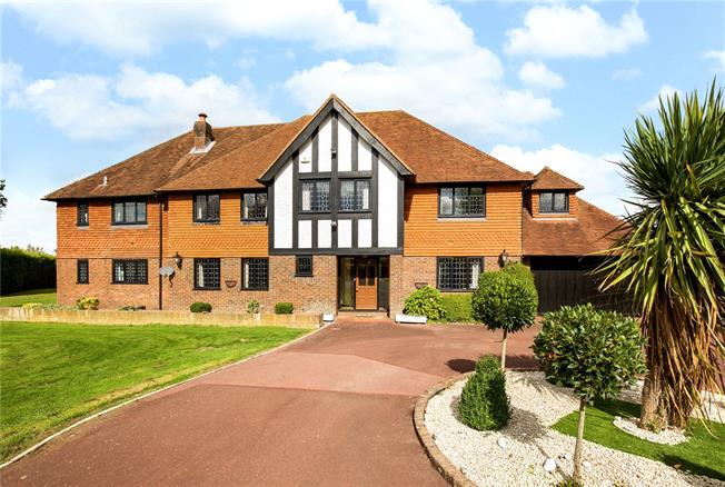 Offers in excess of £1,250,000, 6 Bedroom Detached House For Sale in Horsham, West Sussex, RH13