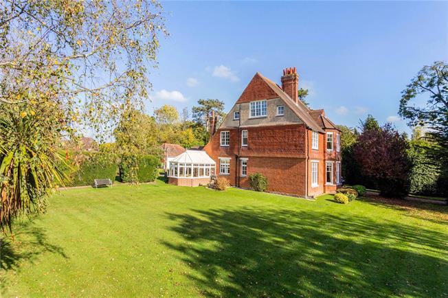 Offers in excess of £1,000,000, 7 Bedroom Detached House For Sale in Cowfold, RH13