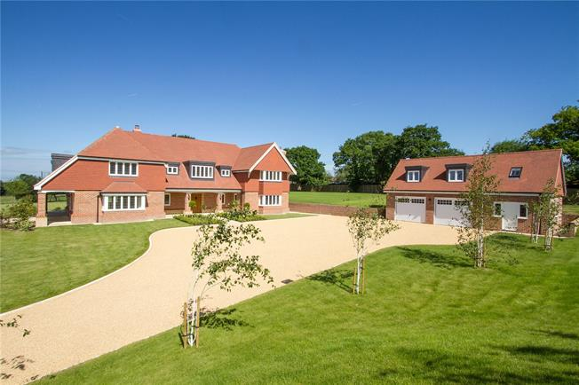 Guide Price £2,295,000, 6 Bedroom Detached House For Sale in West Sussex, RH13