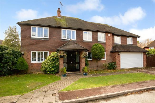 Offers in excess of £800,000, 5 Bedroom Detached House For Sale in Horsham, RH13
