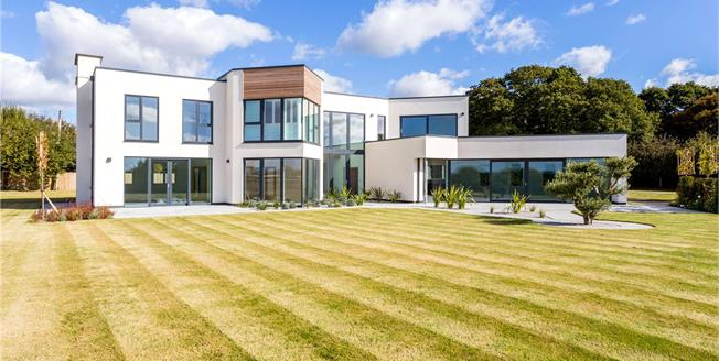 Guide Price £2,475,000, 5 Bedroom Detached House For Sale in West Sussex, RH13