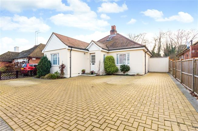 Offers in excess of £725,000, 3 Bedroom Bungalow For Sale in Horsham, RH12