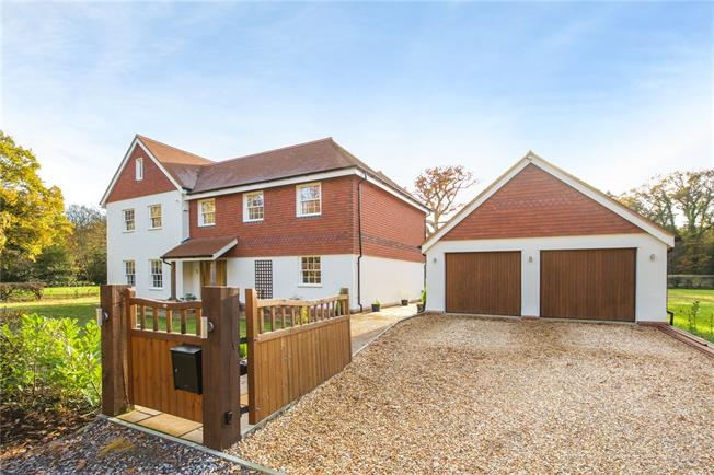 Guide Price £1,695,000, 6 Bedroom Detached House For Sale in Ifield, RH11
